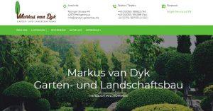 Garten- und Landschaftsbau van Dyk