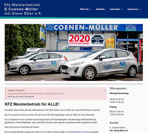 Auto Coenen Mueller