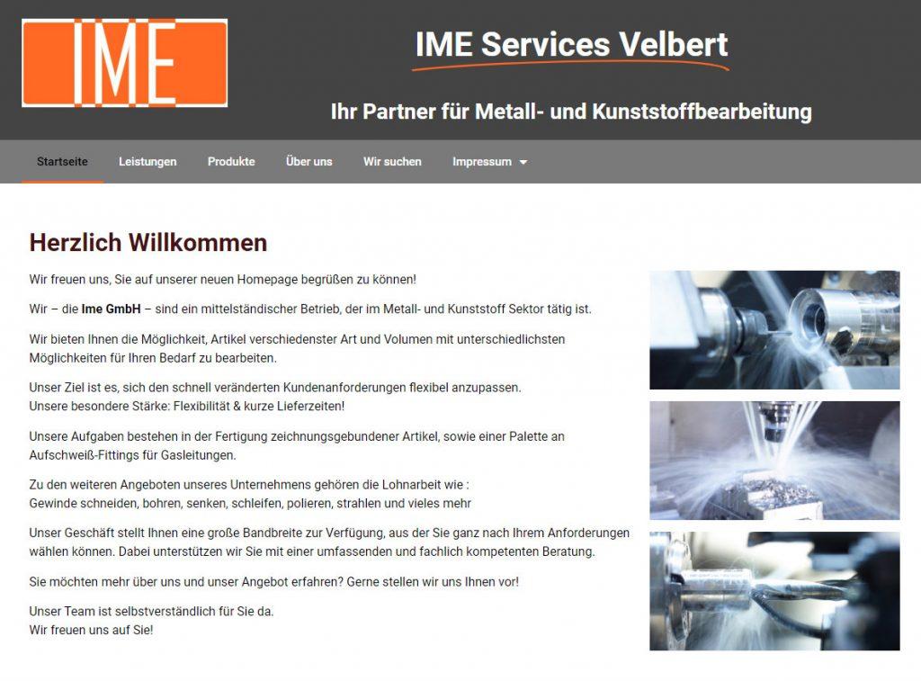 IME Services Velbert